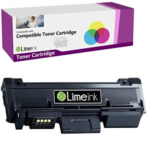Limeink 4 Pack Compatible High Yield Laser Toner Replacement